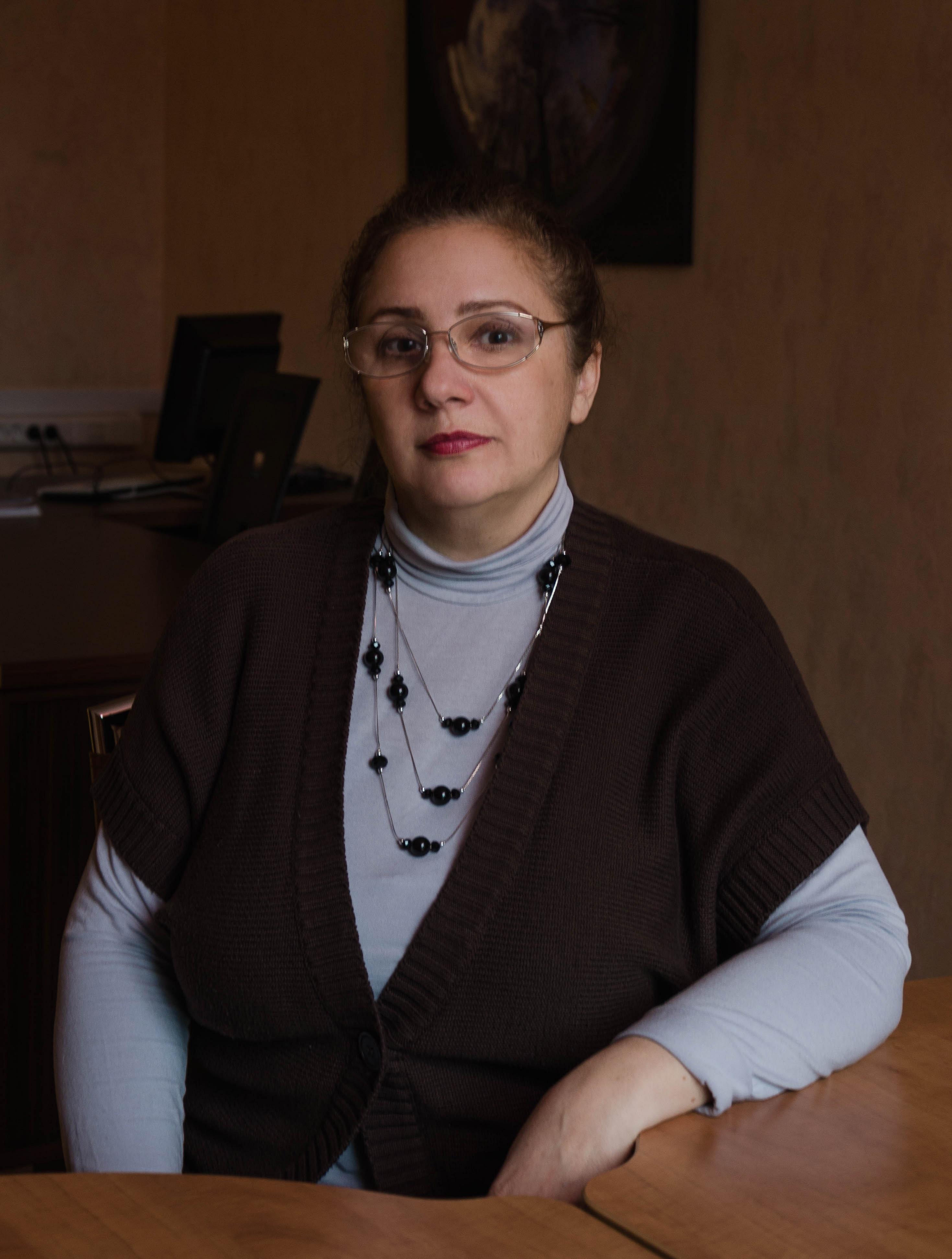 Атрашкевич Татьяна Олеговна